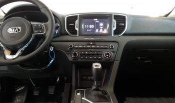 KIA SPORTAGE 1,7 CRdi 2WD 115cv CLASS completo