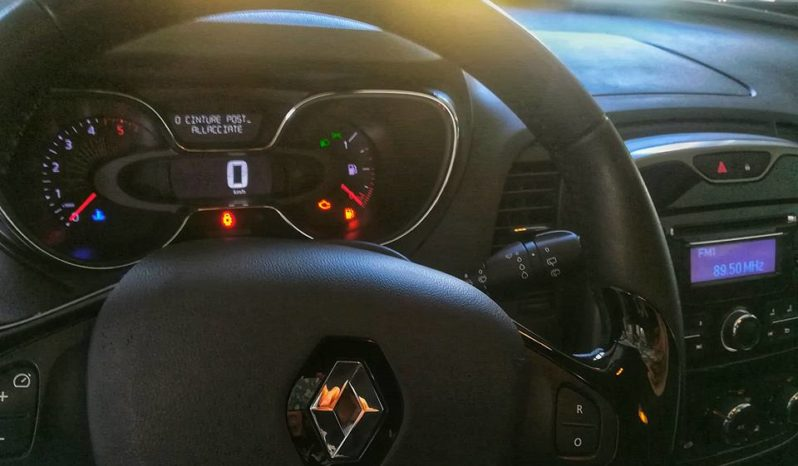 Renault Captur Life 1500 dCi completo