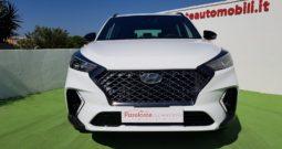 Hyundai TUCSON 1.6 CRDI 136cv N line