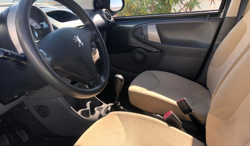 PEUGEOT 107 1.4 HDi SWEET YEARS 5p. completo