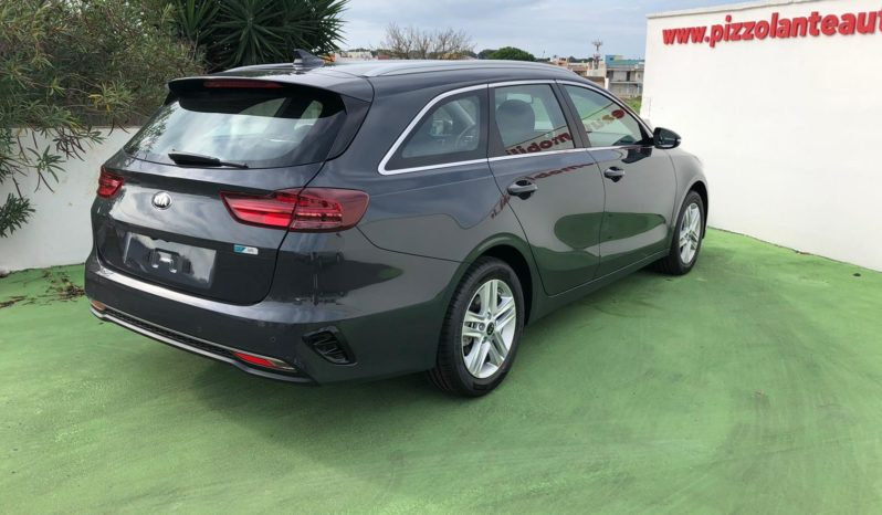 KIA CEED SPORTSWAGON 1.4 MPI ECO GPL 96 CV BUSINESS CLASS completo