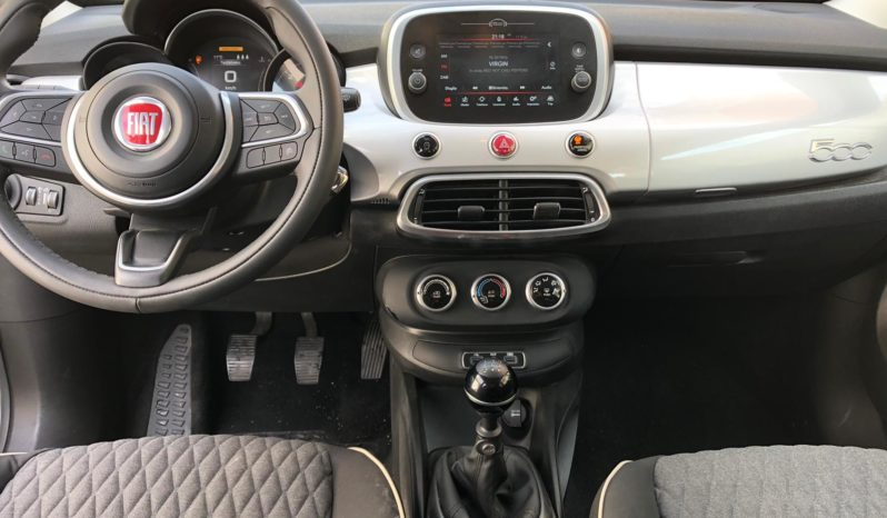 FIAT 500X 1.3 MULTIJET 95 CV CITY CROSS completo