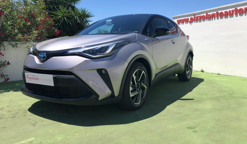 TOYOTA C-HR 2.0 HYBRID DYNAMIC FORCE – STYLE completo